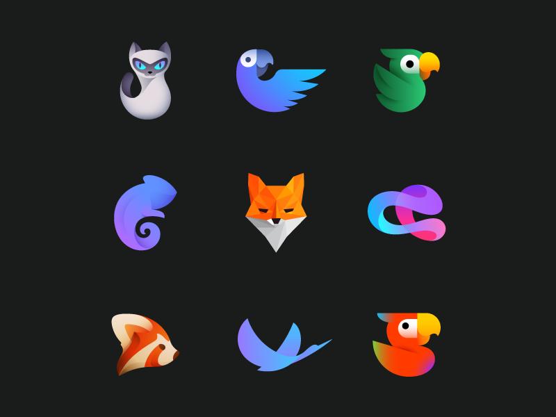 animal-logos-by-ivan-bobrov