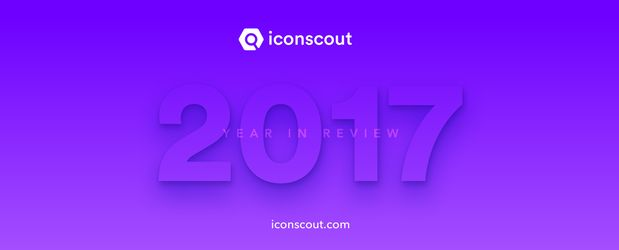Iconscout : 2017 Year in Review
