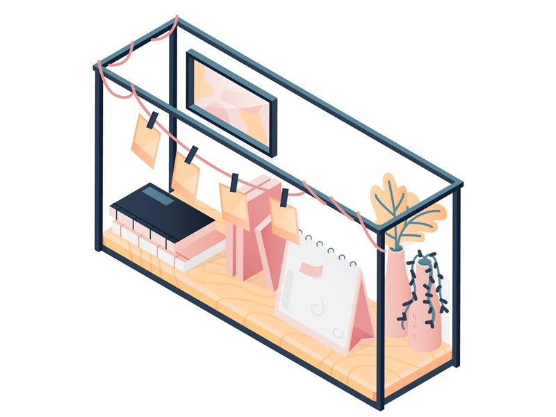 be-my-shelf-illustration-by-aisha-ahya-harice