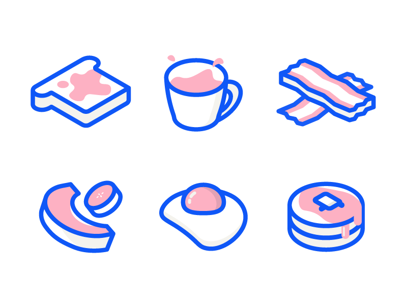 breakfast-icons-by-vy-tat