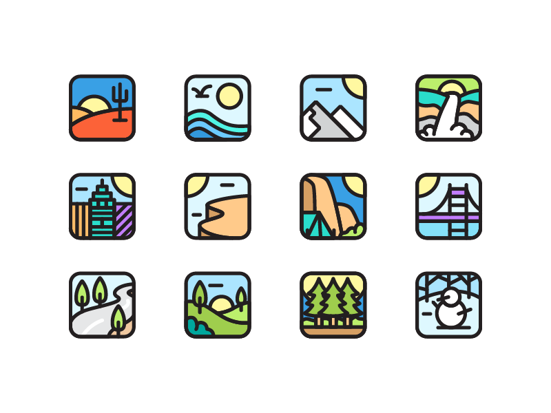 environment-icons-by-royyan-wijaya