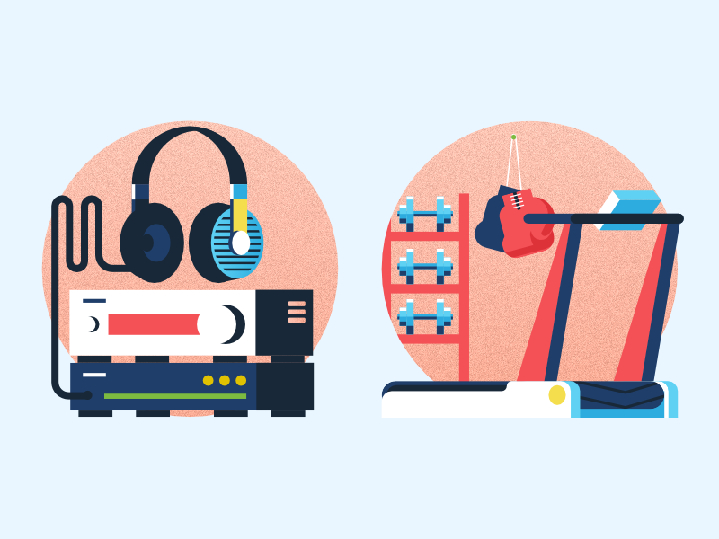 gym-and-music-isometric-elements-by-csaba-gyulai