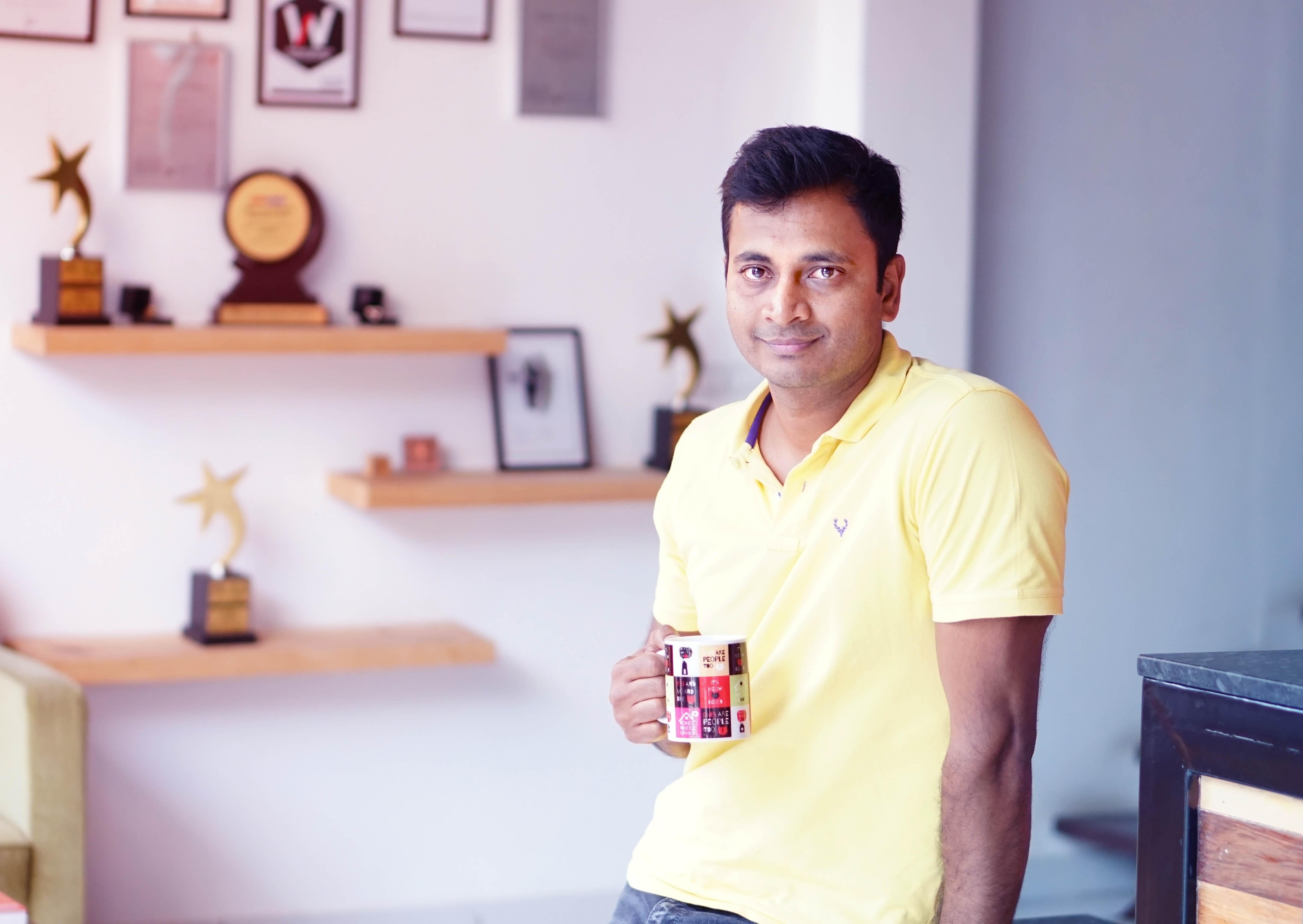 Lollypop Founder - Anil Reddy