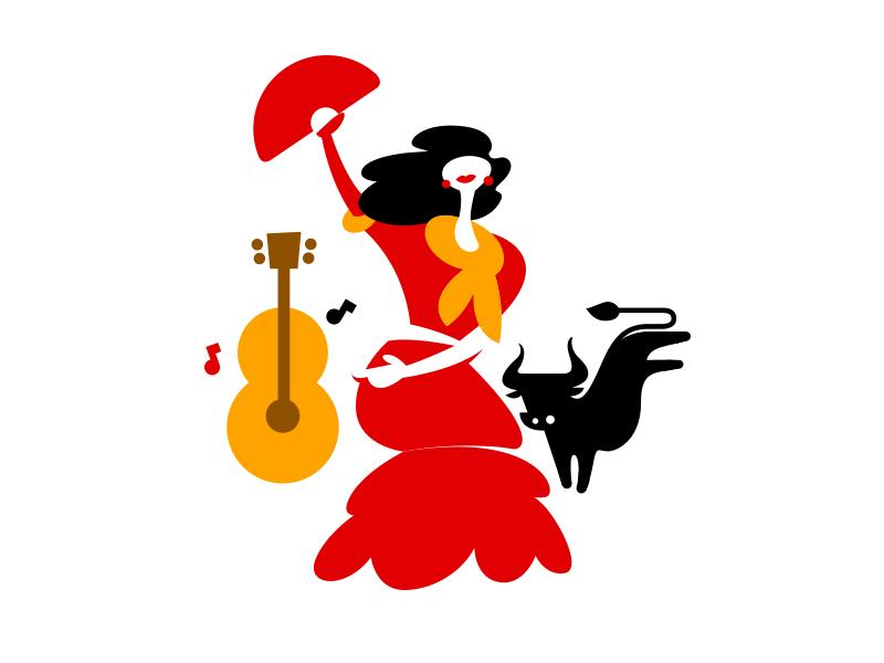 Spain icon by Ilker Türe