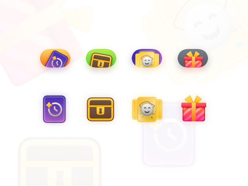 Game Tools icons by nslab