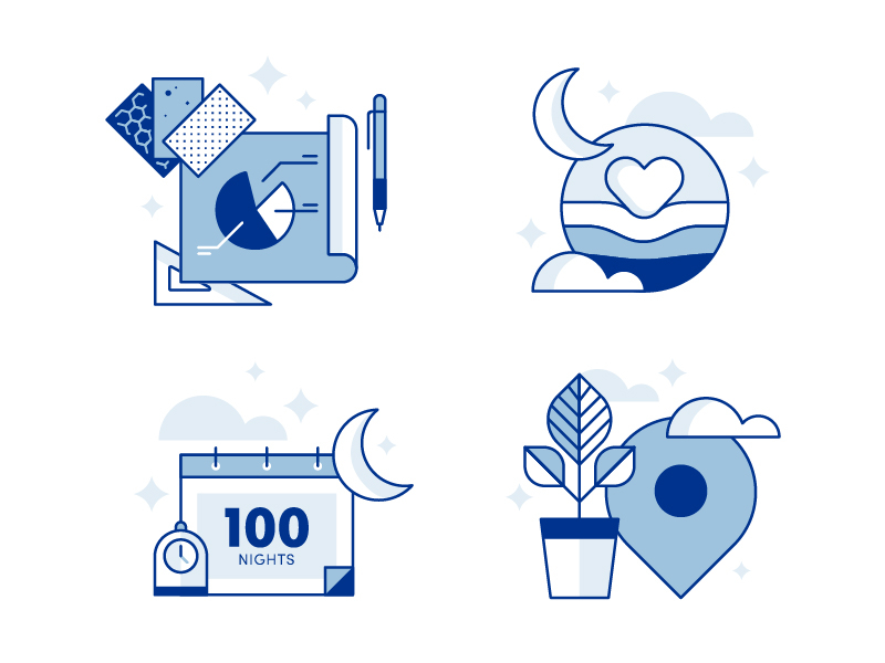 Amerisleep Icons by Makers Company