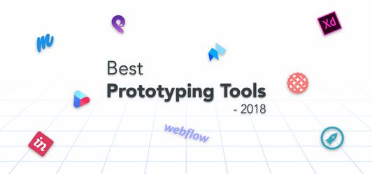 Best Prototyping Tools for Designers—2018