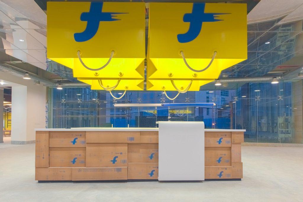 Flipkart new officein Bangalore