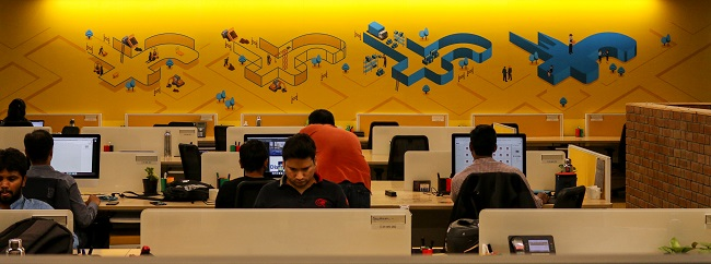 Flipkart new office in Bangalore
