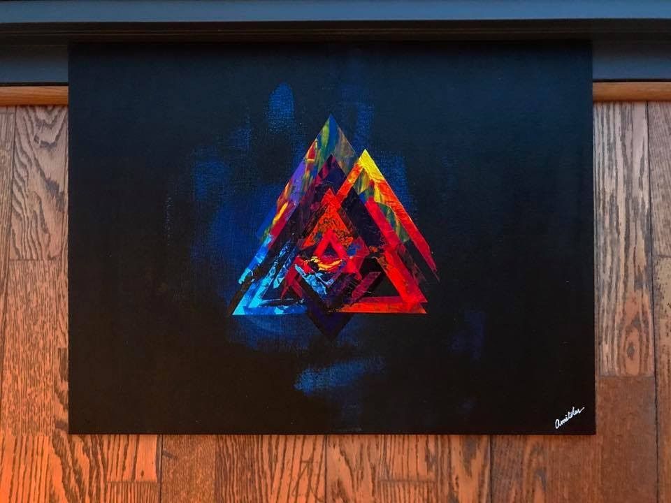 Amit Das Painting