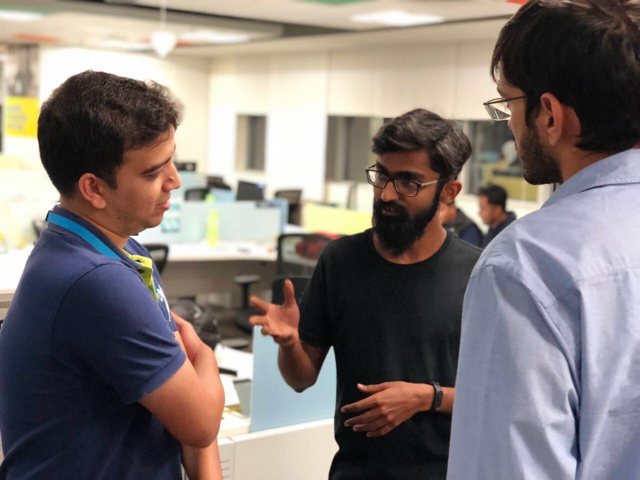 Product Design Team members