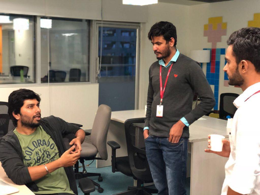 Flipkart Product Design Team members