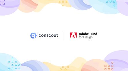 Iconscout + Adobe Fund for Design