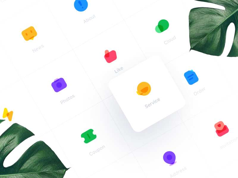 Intresting icons by Egg_Kim for Tunan