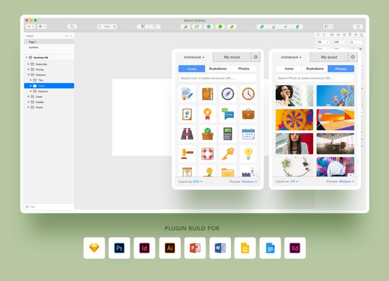 New Icondrop plugin version