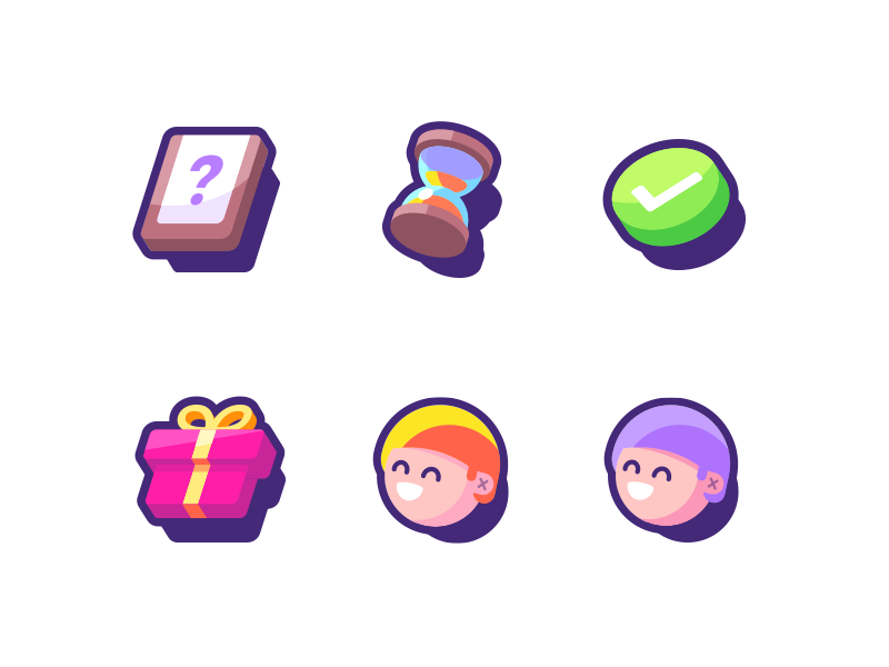 icons by ben bely