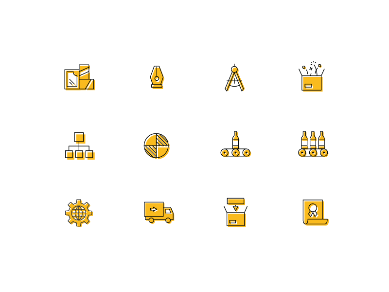 icons-moco-yellow by Matt Breiwick