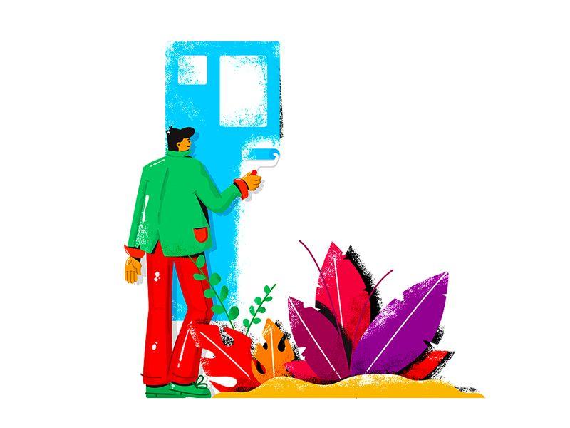 painting by furkan soyler