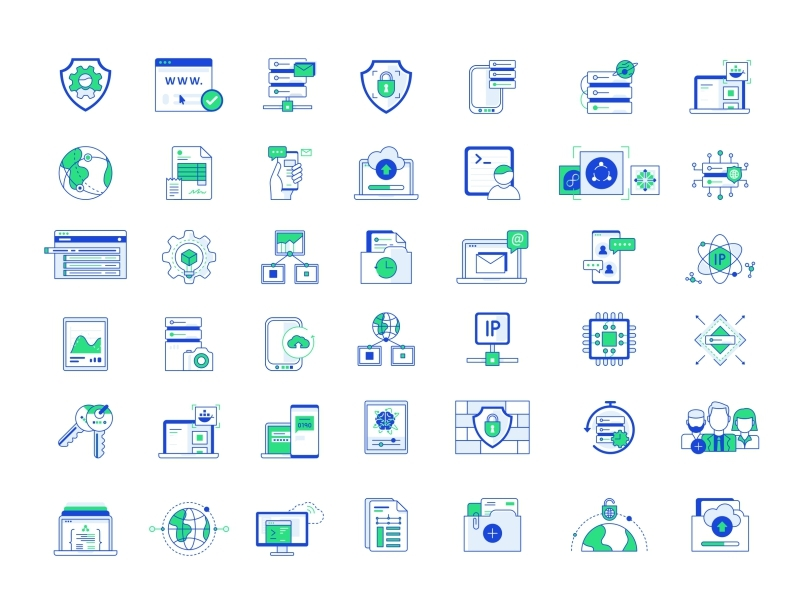 sistemongreed_icons by Aleksandar Savic in Icon Set for Afroze Khan