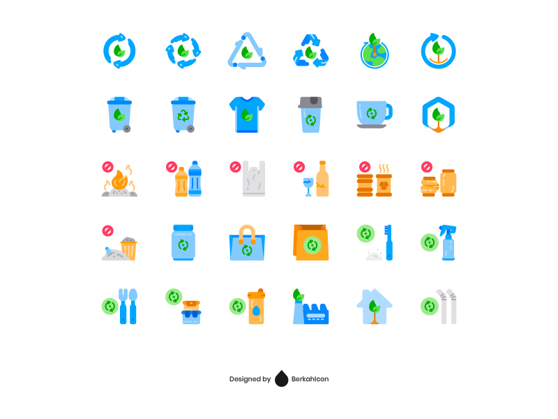 zero_waste by Berkah Icon