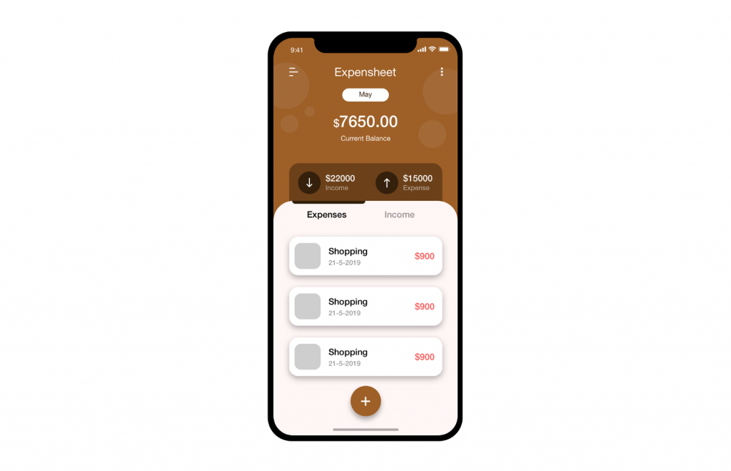 Expense Manager Demo App