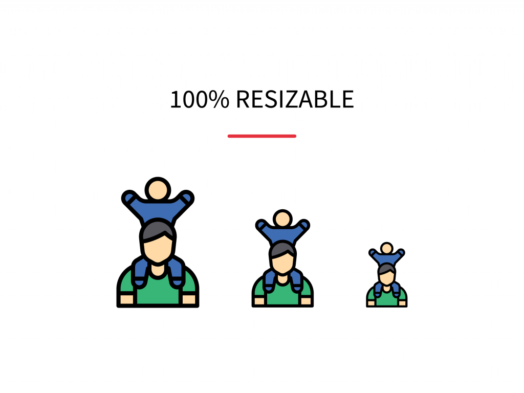 100% resizable icons of fathers day on iconscout