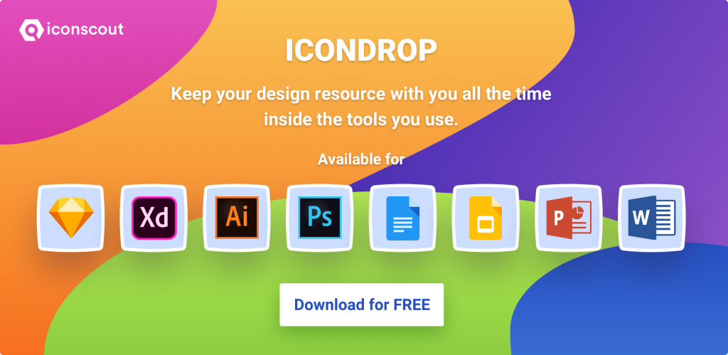 Download plugin for Sketch, Adobe, Office and Gsuite