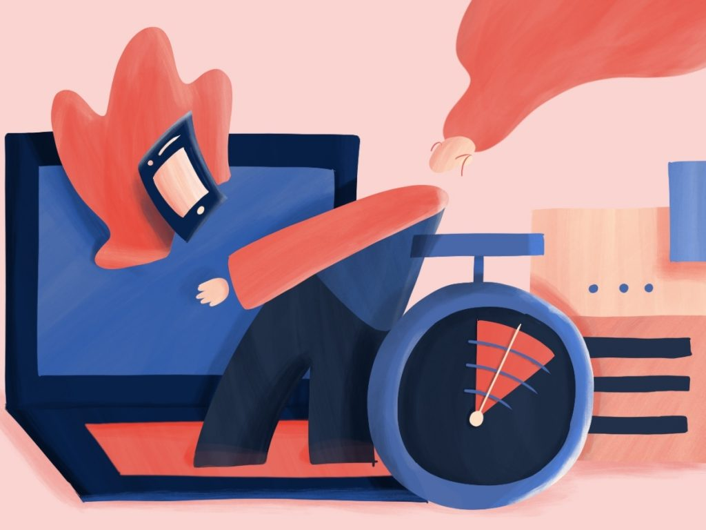 Design documentation illustration by Lennon Cheng in iconscout design inspiration blog