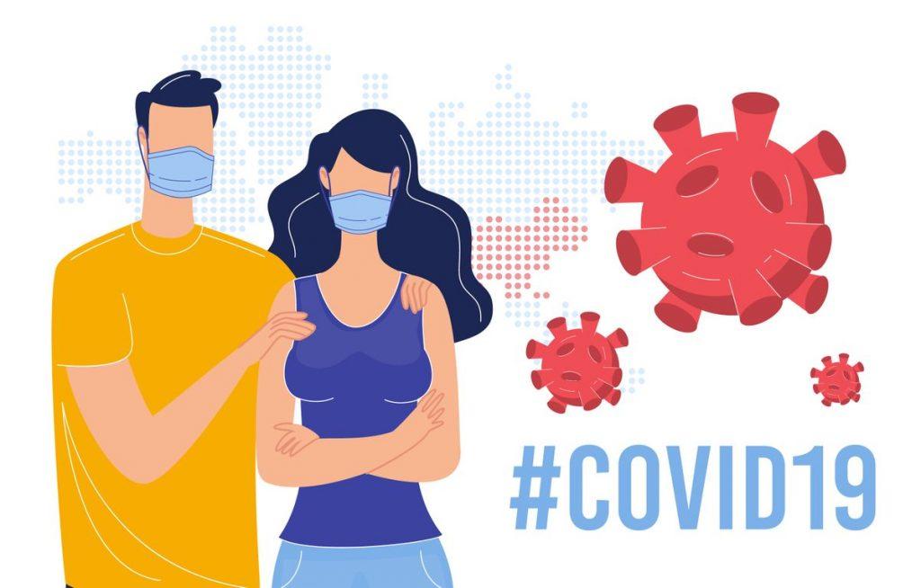 Coronavirus Illustrations