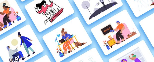 Top free Illustrations library in 2020