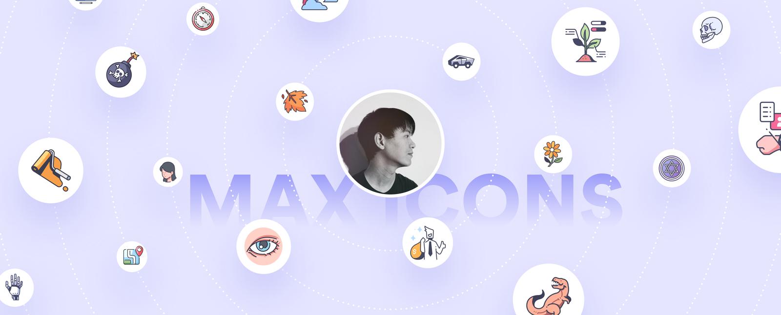 Designer Interview: Max Icons