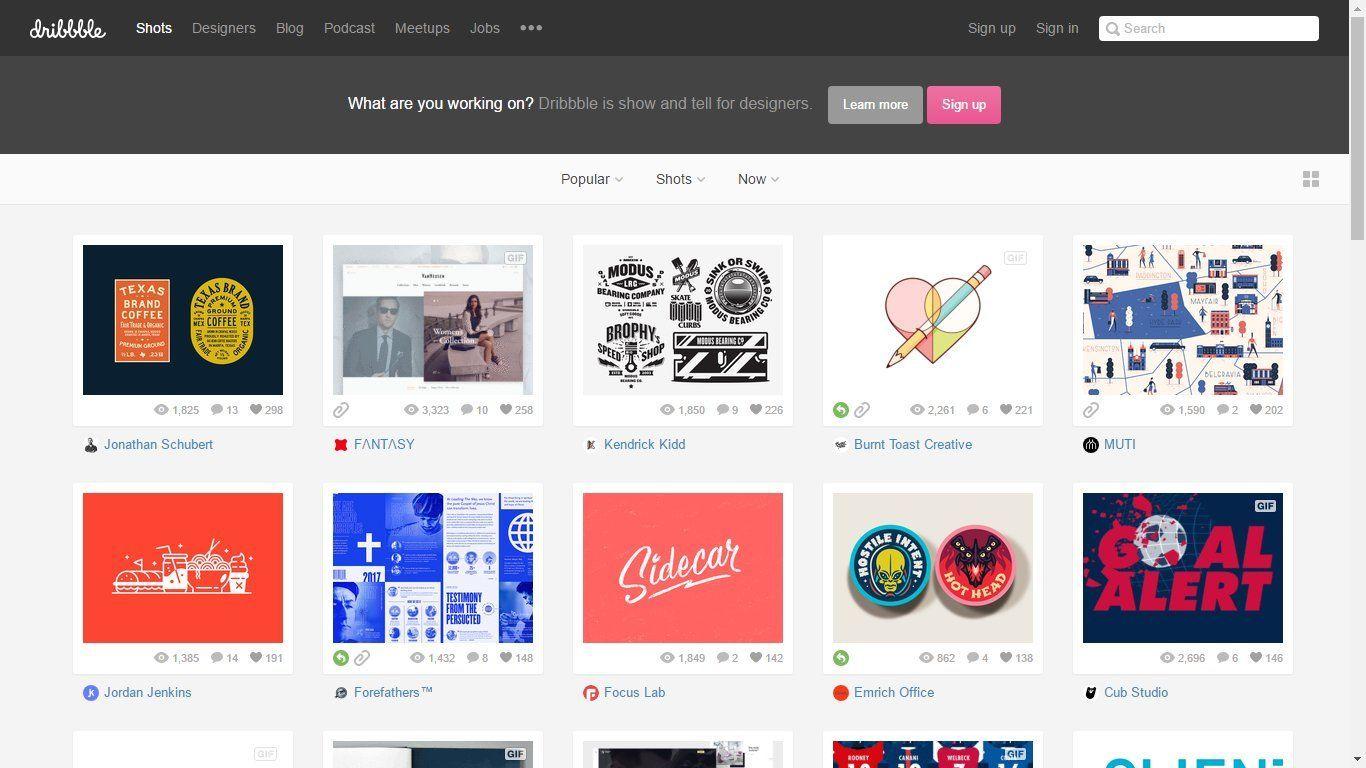 13 Best Design Portfolio Websites to Showcase your Design Work