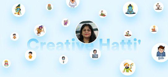 Designer Interview: Shallu Narula aka Creative Hatti