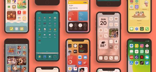 How to customize iOS 14 Home Screen with Icons & Widgets