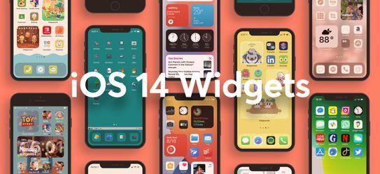 iOS 14 Home Screen - Inspiration