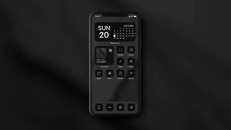 Custom Widgets iOS 14