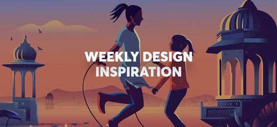 Weekly Design Inspiration - Week #5