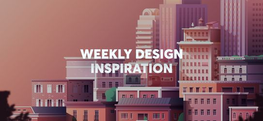 Weekly Design Inspiration - Week #7