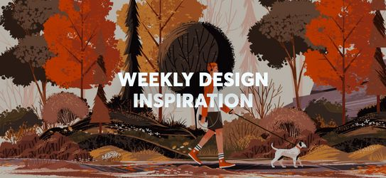 Weekly Design Inspiration - Week #8