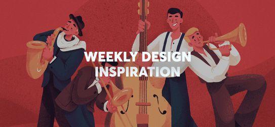 Weekly Design Inspiration - Week #6