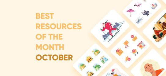 Best Design Resources Of The Month - October 2020