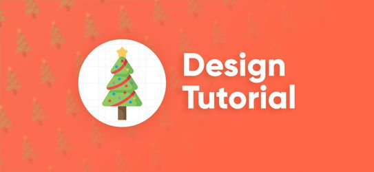 How To Create Christmas Tree Icon In Adobe Illustrator