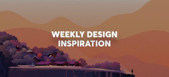 Weekly Design Inspiration - Week #14