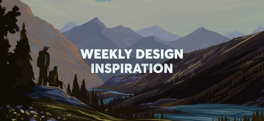 Weekly Design Inspiration - Week #16