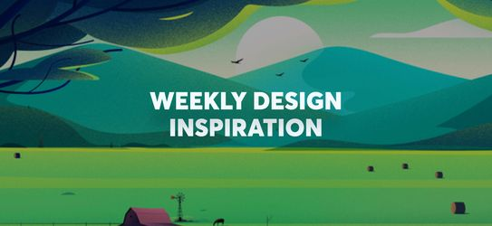 Weekly Design Inspiration - Week #17