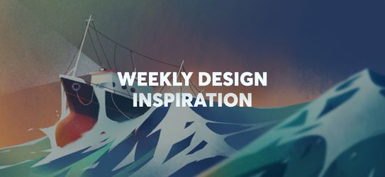 Weekly Design Inspiration - Week #18