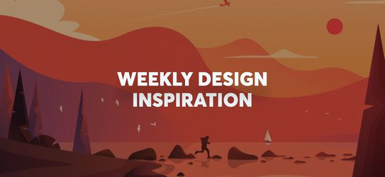 Weekly Design Inspiration - Week #15