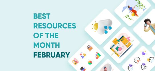 Best Design Resources Of The Month - February 2021