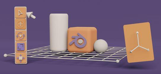 Starting Your 3D Journey With Blender | 3D Blender Tutorial