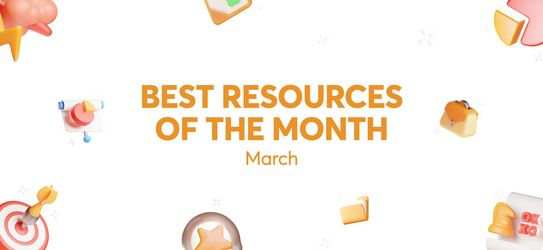 Weekly Design Inspiration - March 2021 Resources